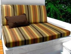 Daybed Cushions For Indoor & Outdoor