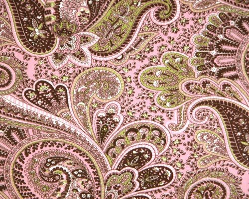 Premier Prints Inc. - PAISLKOMG fabric image