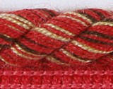 Carter Red Braid