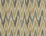 Robert Allen Tuscan Ikat Bk Cinder Flax