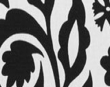 Premier Prints Suzani - Black